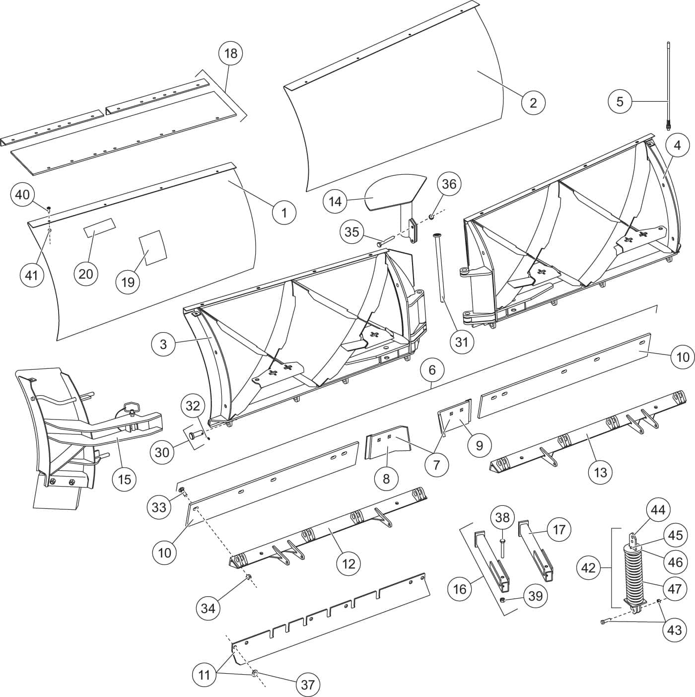 Astonishing fisher snow plow parts diagram gallery best image wire