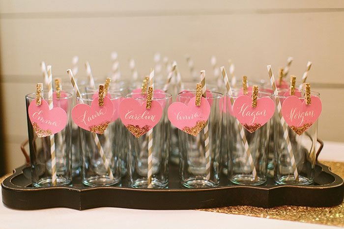 Bridal Shower Party Bags