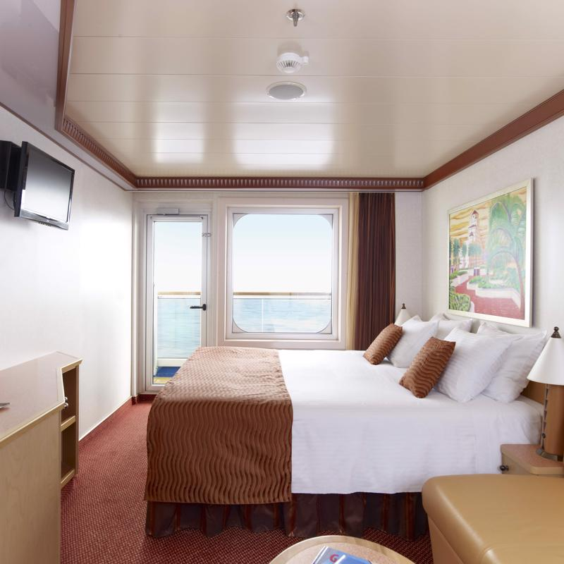 Discover All Cabins On Carnival Breeze Iglucruise