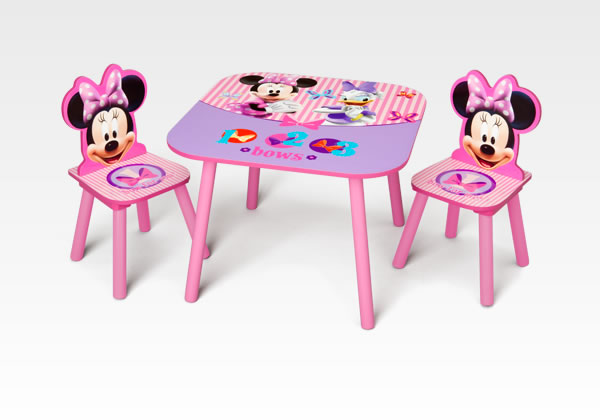 Minnie Table And Chair Set