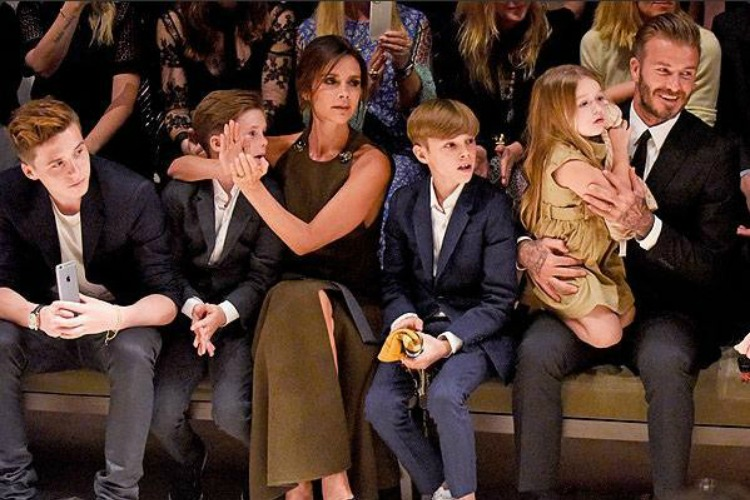"Sorry David, Victoria Beckham says ""no"" to more children."
