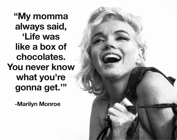 Famous Quotes That Marilyn Monroe Never Actually Said ...