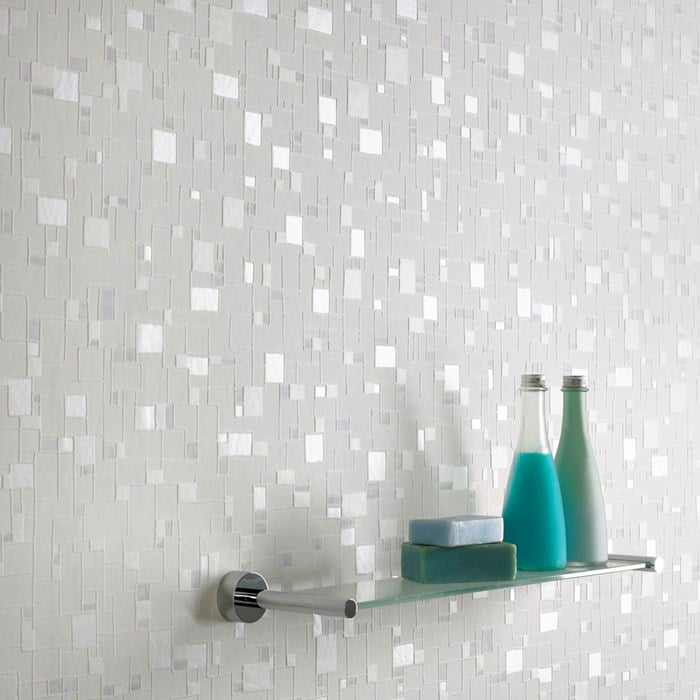 Wallpaper for bathrooms  vinyl washable wallpaper  wallpaper for wet     Bathroom Wallpaper