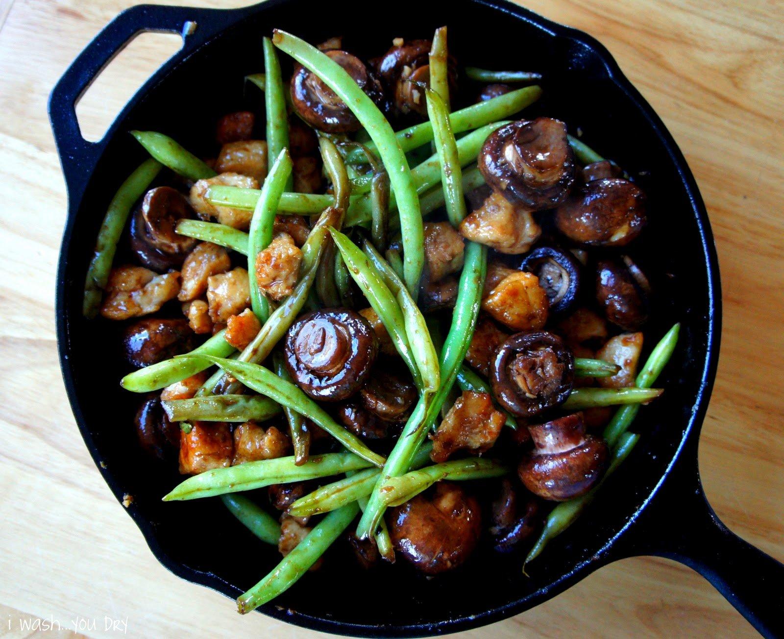 Small White Beans Garlic