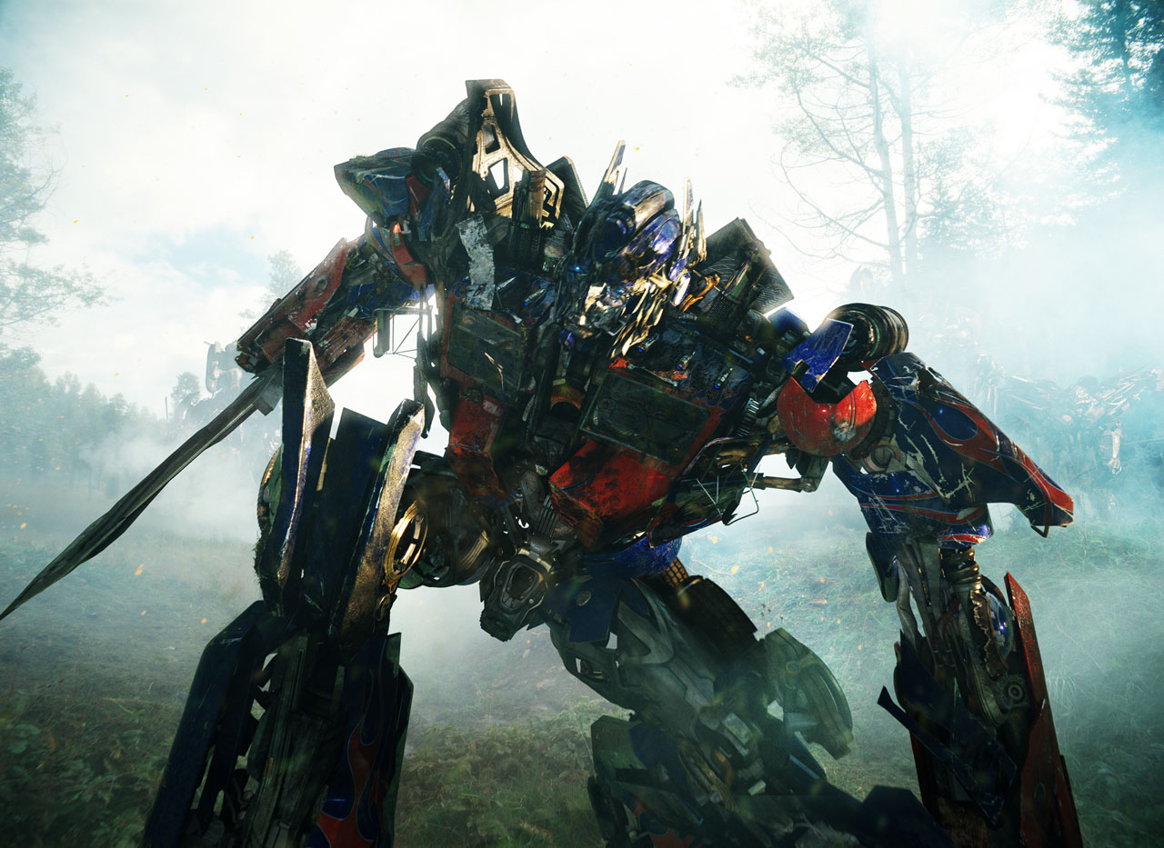 Transformers: Dark of The Moon – My World