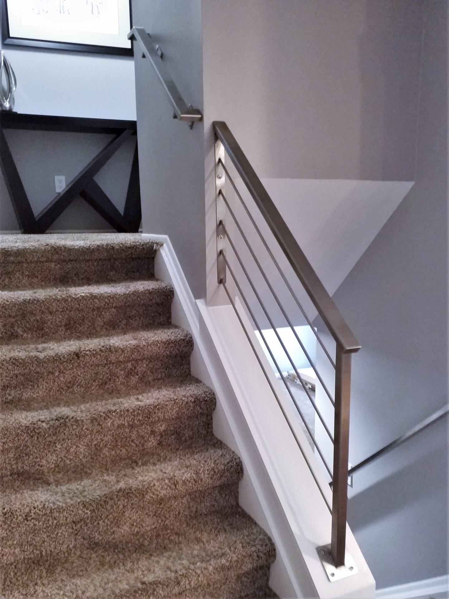 Metal Stair Spindles