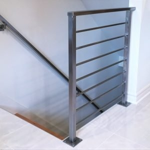 Handrails Great Lakes Metal Fabrication | Wrought Iron Stair Railing Cost | Spiral Staircase | Traditional | Background | Raw Iron | Rot Iron