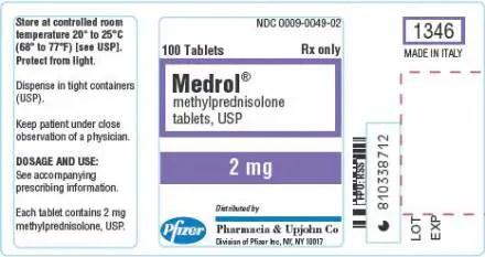 Medrol Dose Packs Usage Dosage And Side Effects Iytmed Com