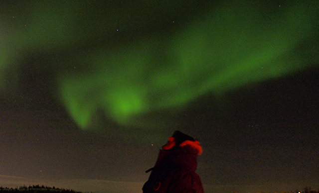 Northern Lights Forecast Yellowknife