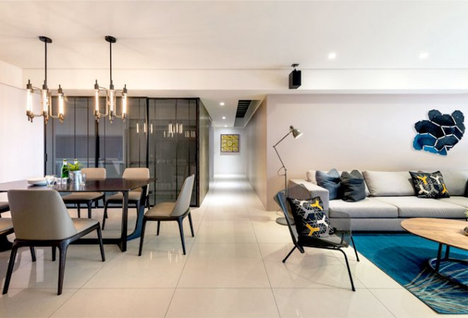 urban modern interior design   Jameson and PartnersJameson and Partners urban modern interior design