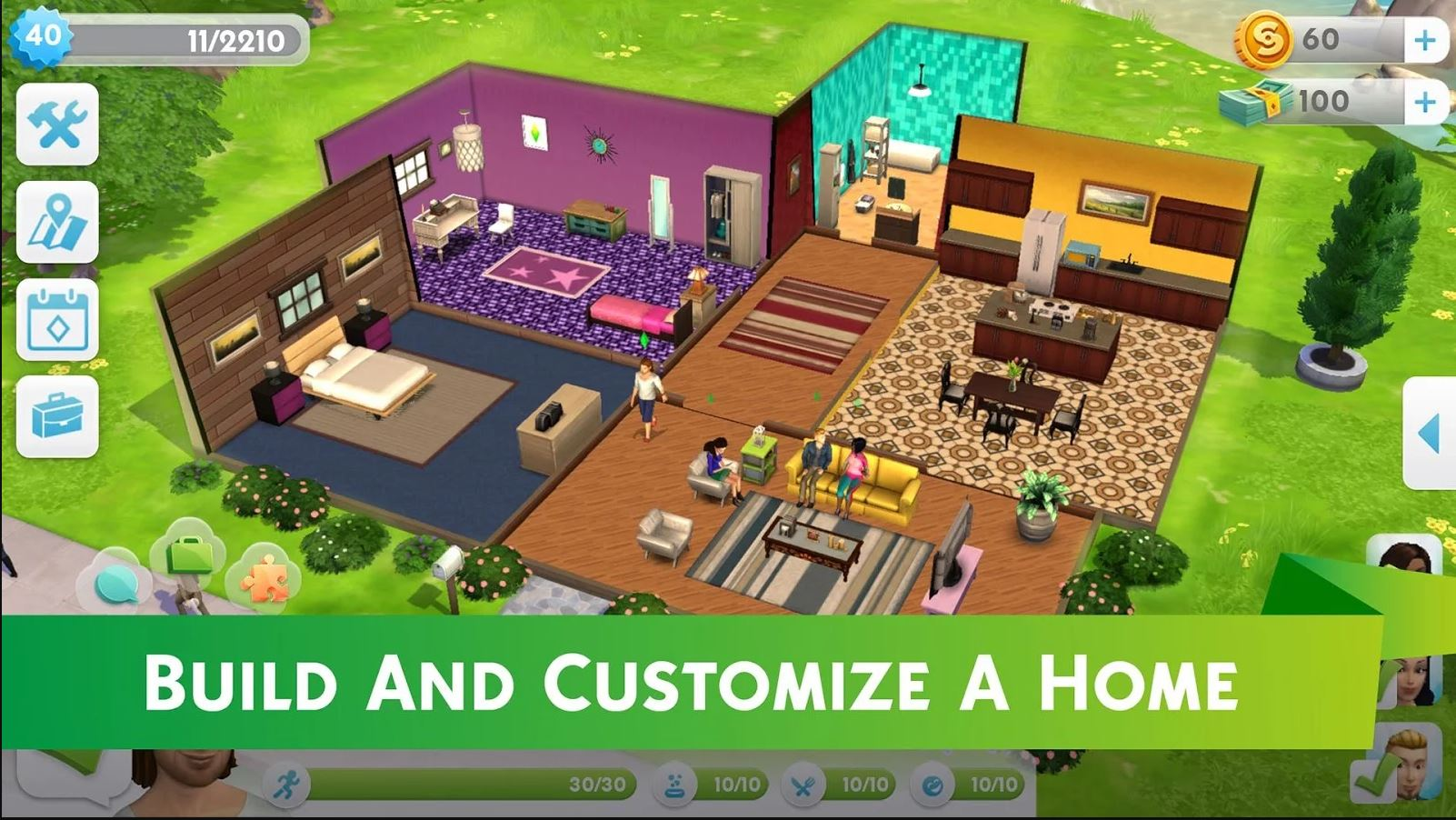 Build Your Own House Games Online