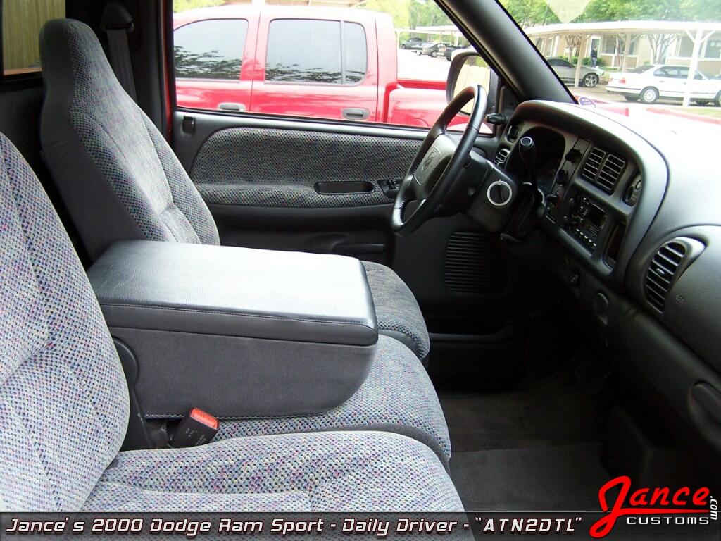 Jance Customs 2000 Dodge Ram Sport Quot Atn2dtl Quot The