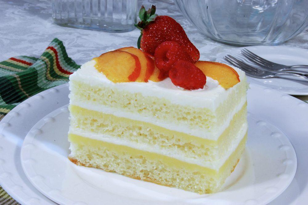 Ice Water Cake Jan D Atri