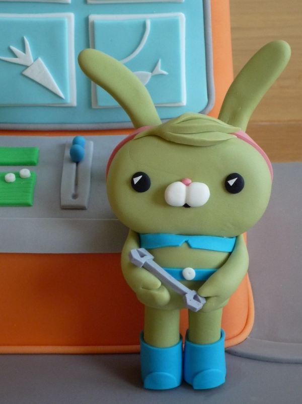 Octonauts Cake Janehuntley