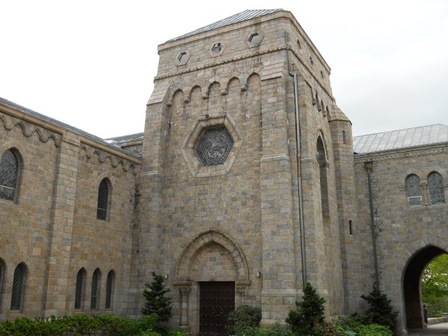 Bryn Athyn Cathedral Janemcmaster
