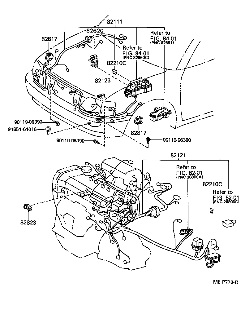 Toyota Supra Parts Diagram