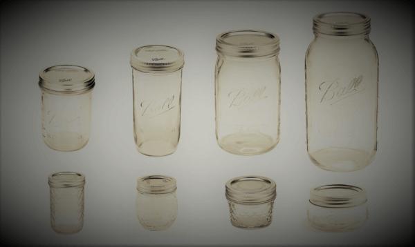 Mason Jars & Gläser von Ball kaufen sehr große Auswahl