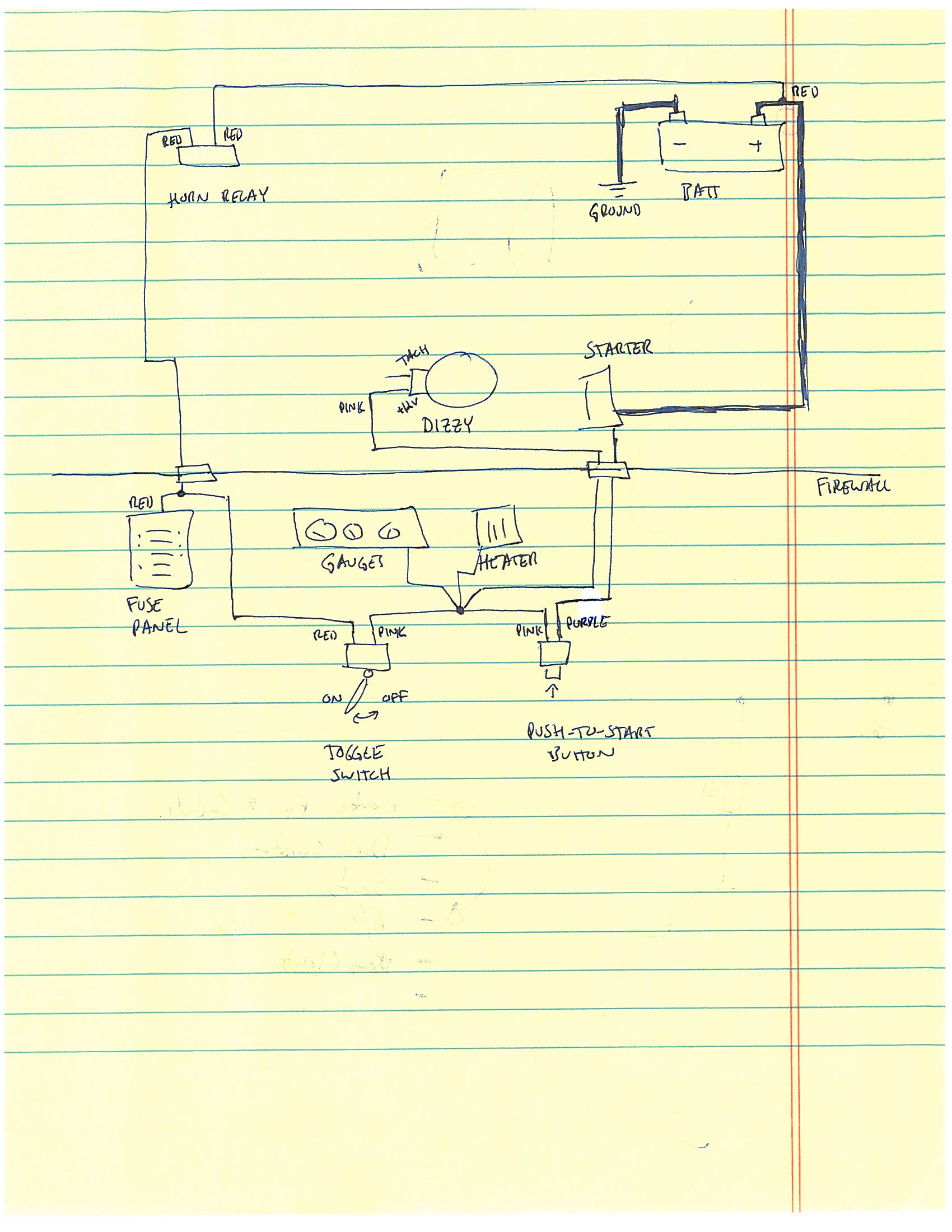 Wiring Diagram Honda Rc51