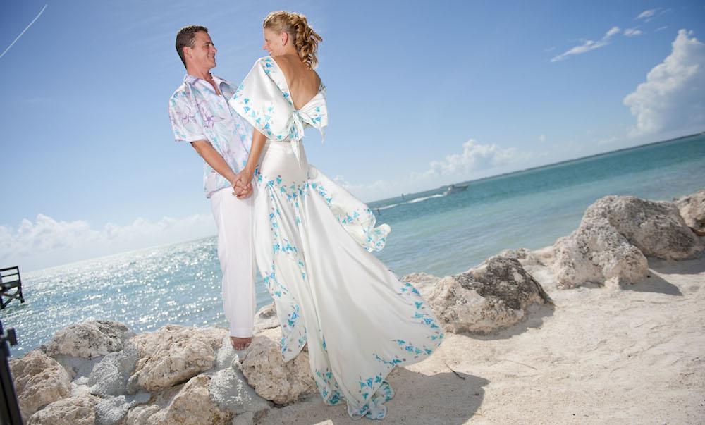 Beach Formal Attire Guests
