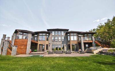 Springbank Calgary Custom Home - JayWest Country Homes