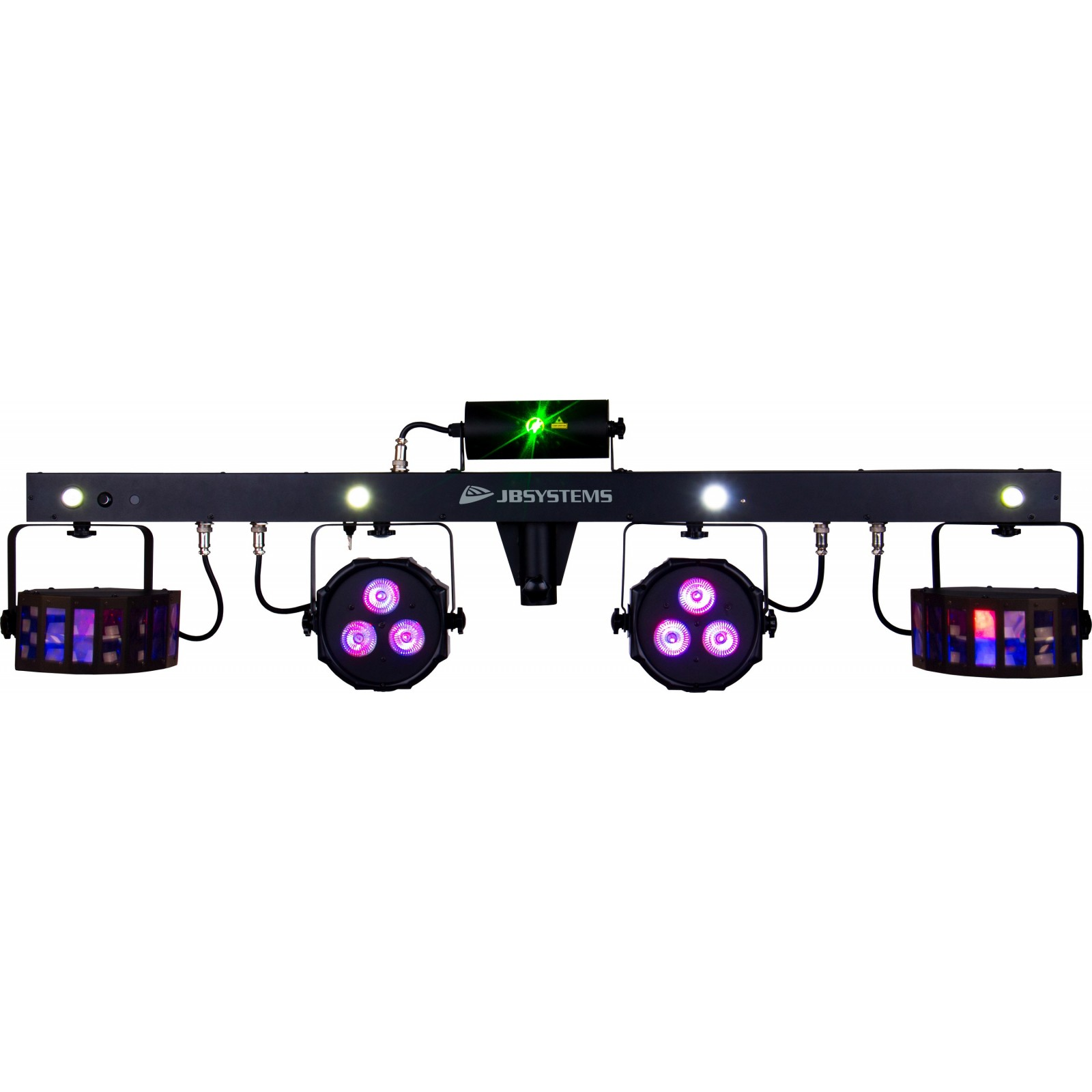 Led Equipped Light Bar