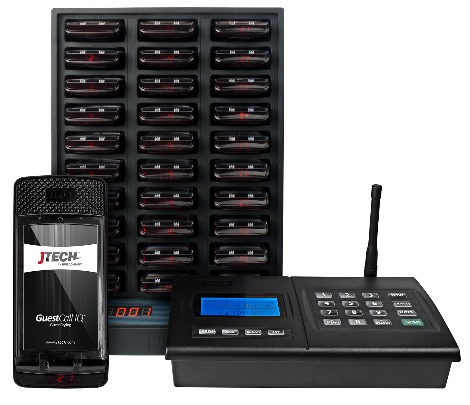Wireless Security System Batteries