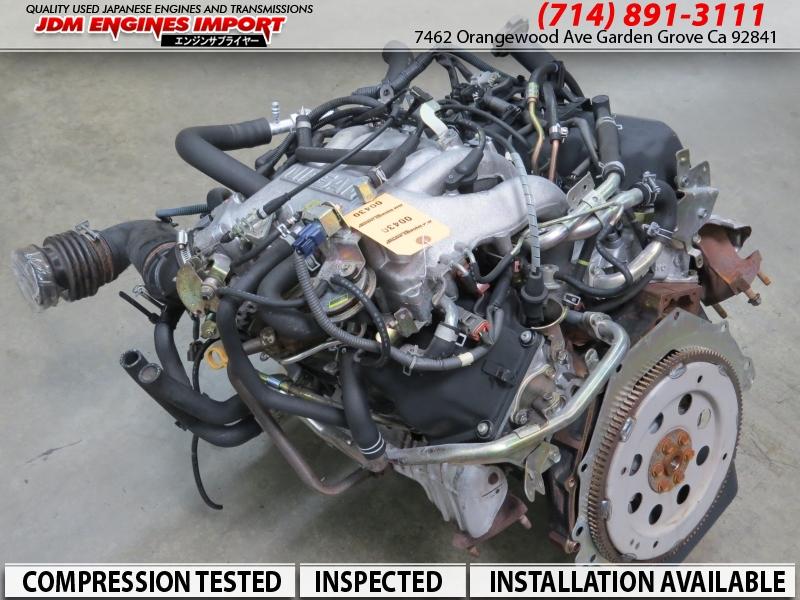 Engine 3 6 2004 L Mazda 2