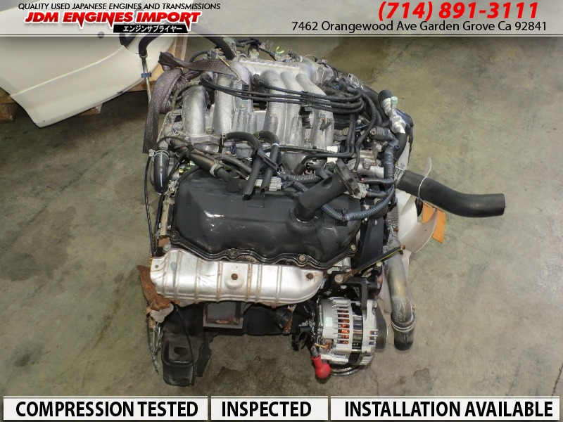 Infiniti Qx4 Nissan Pathfinder Xterra Frontier 3 3l V6