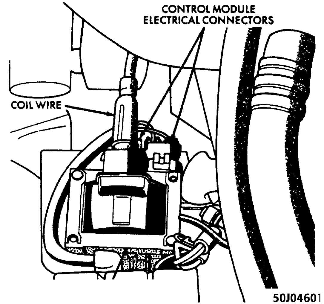 Ignition control module ignition cotl assembly