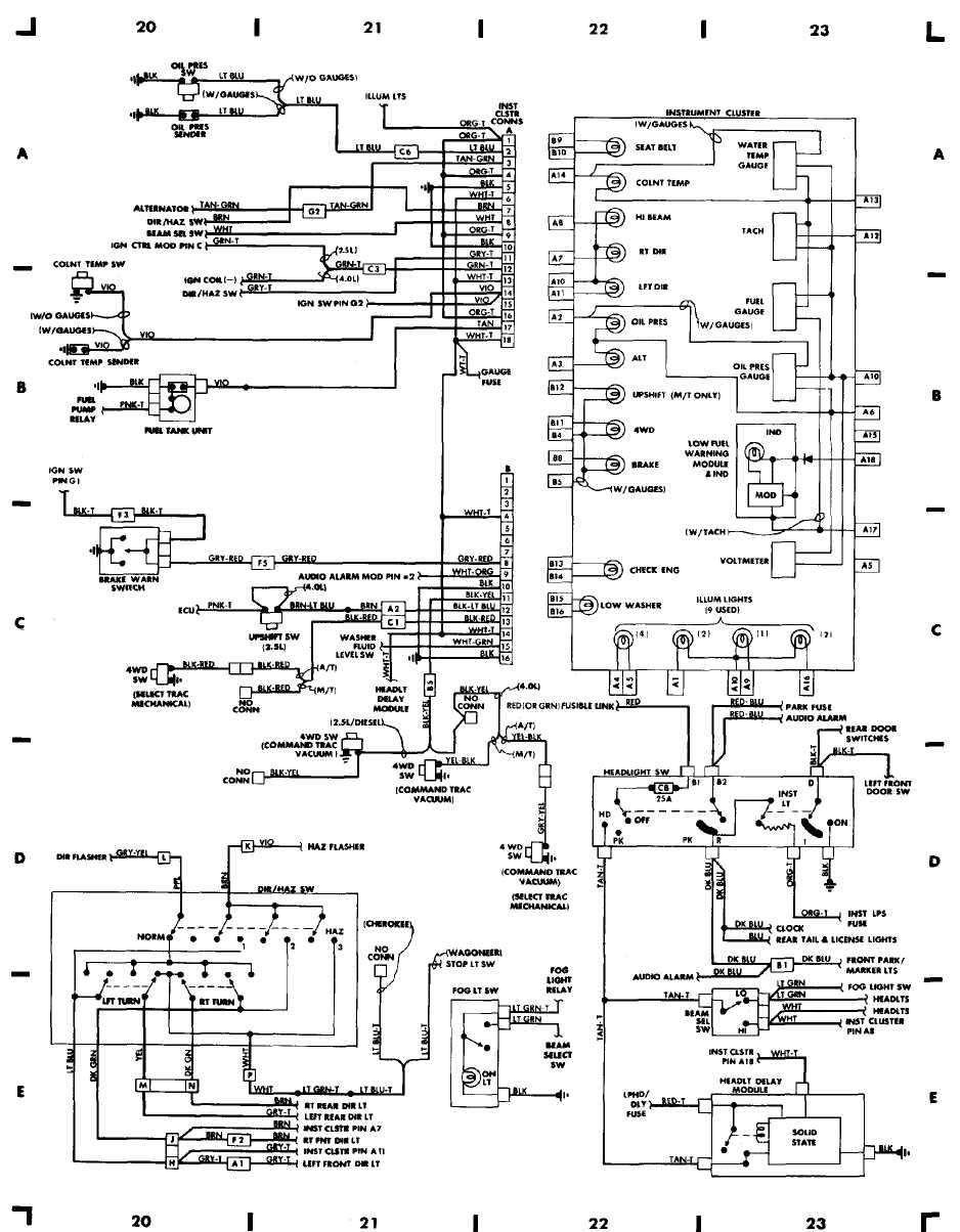1984 Jaguar Xj6 Repair Manual Wiring Diagram