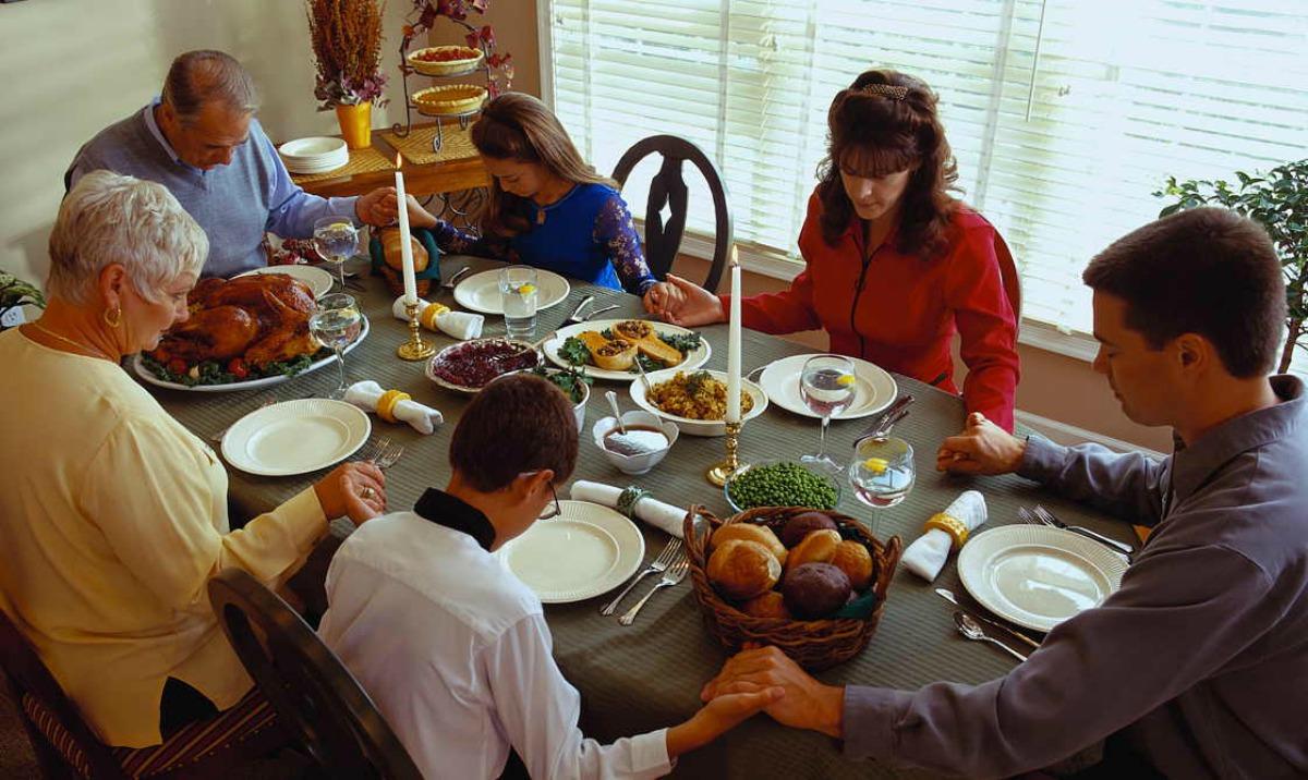 Thankful for Family | Breaking Away: Jeff Block's Blog
