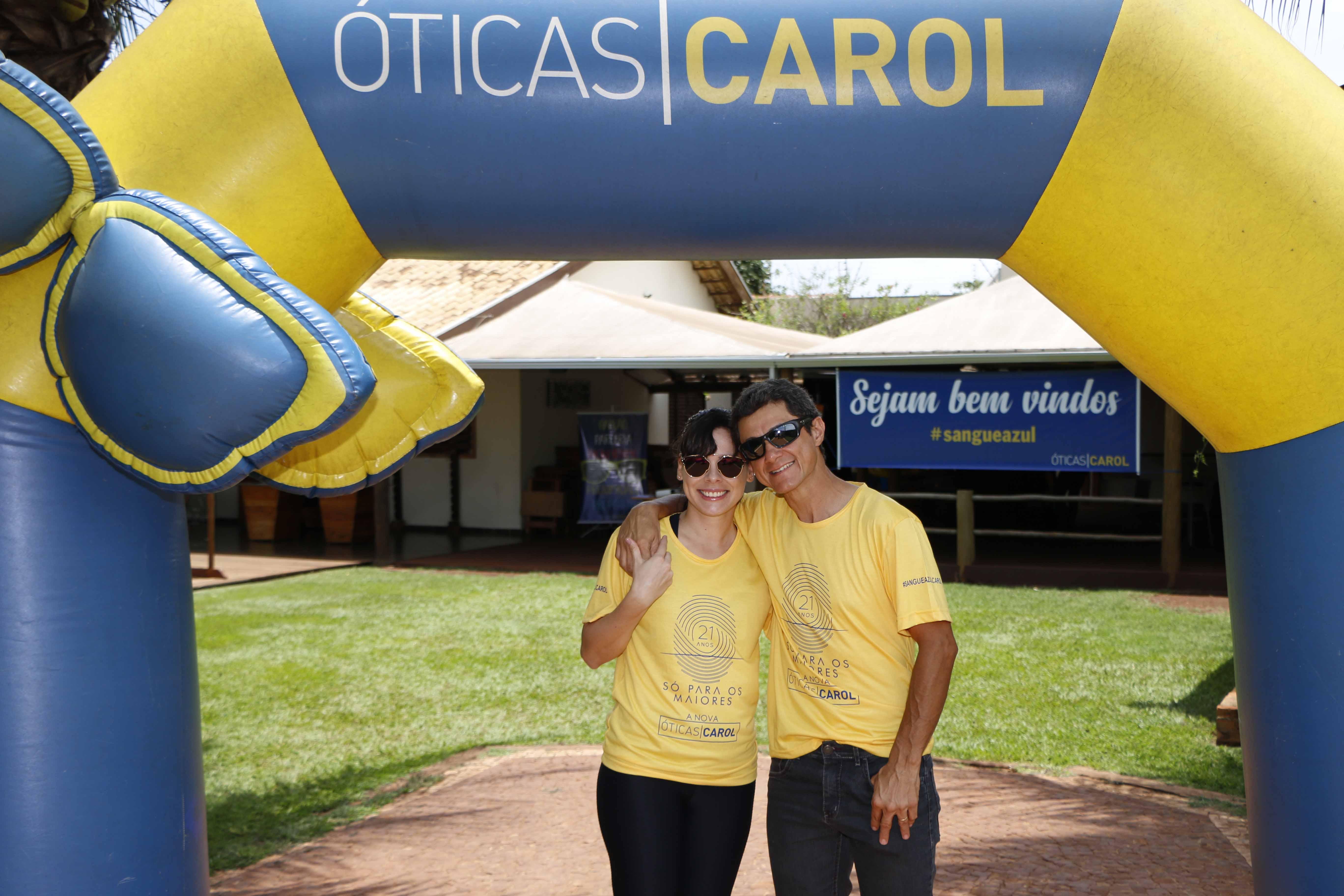 b4a8317c0818b Flashes da confraternização de fim de ano da Óticas Carol de Campo Grande