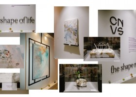 Crane Canvas apresenta The Shape Of Life