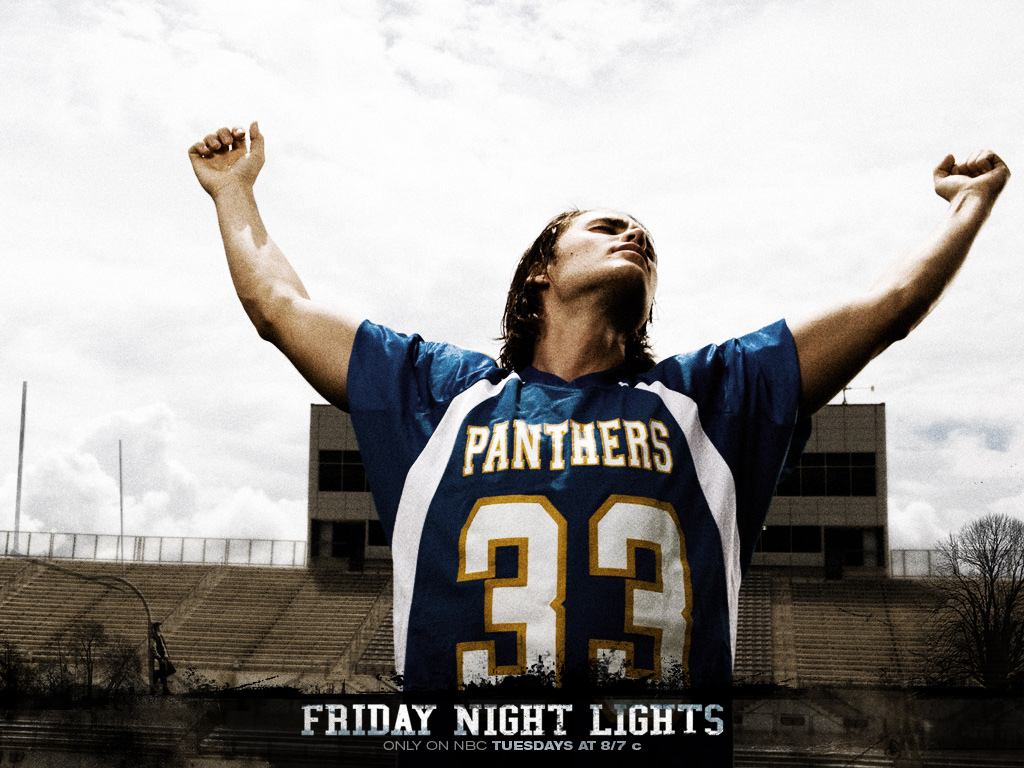 Be Perfect Friday Night Lights
