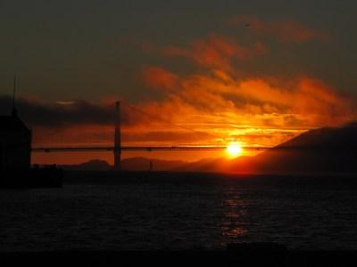 San Francisco Sunsets – jellybeansofdoom.com