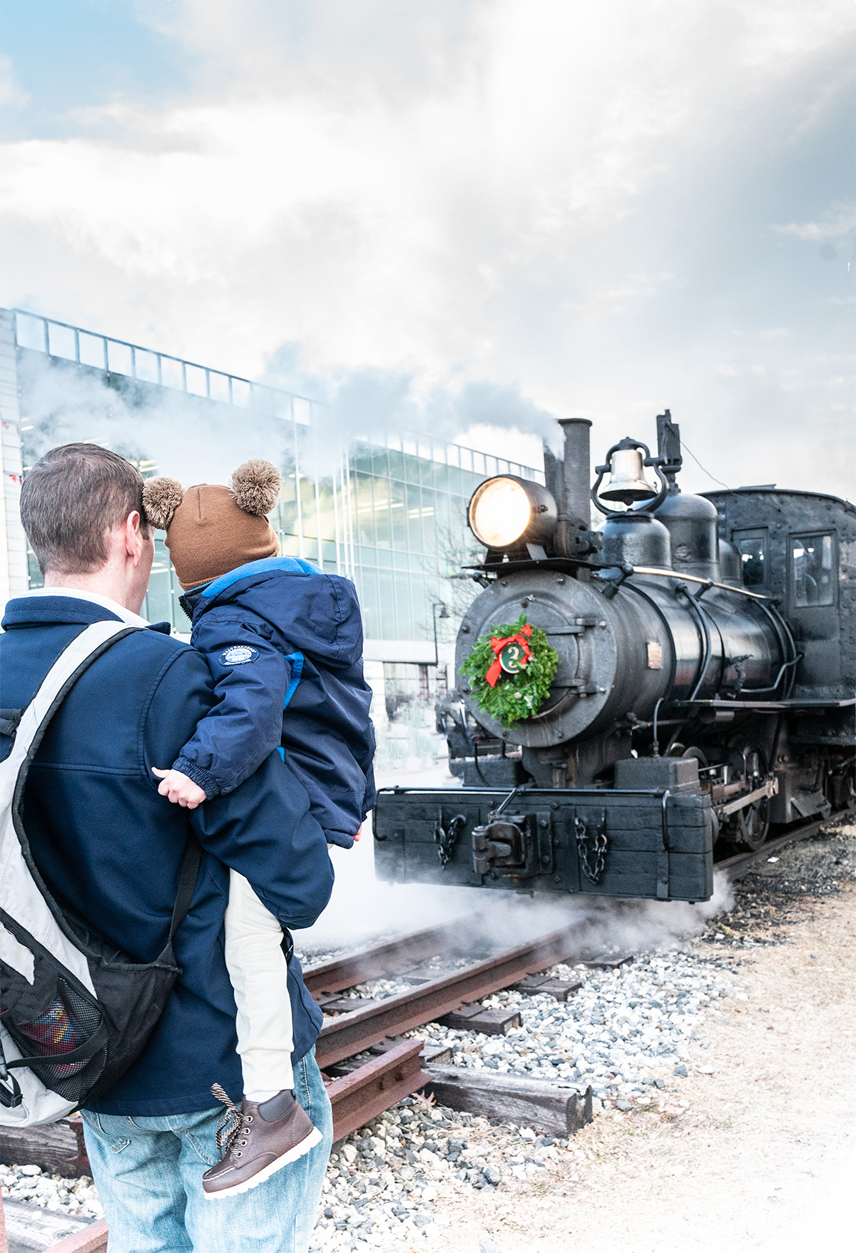 We Rode The Polar Express | Here's What Happened - Jen ...