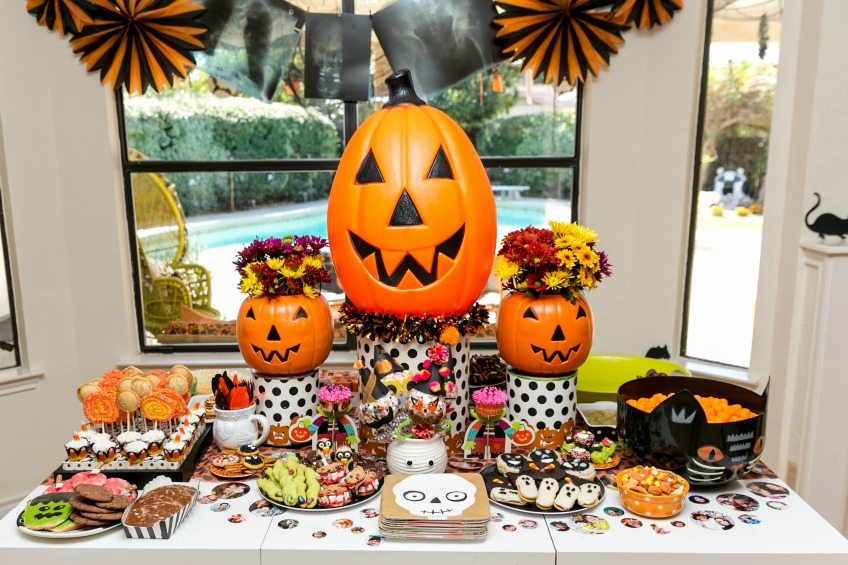 How Decorate Your Home Halloween