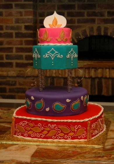 Casablanca Prom Cake Jennifer S Cakes