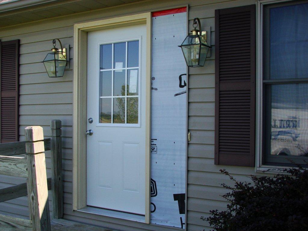 36 Mastercraft Entry Door Replacement Sherwood Ohio