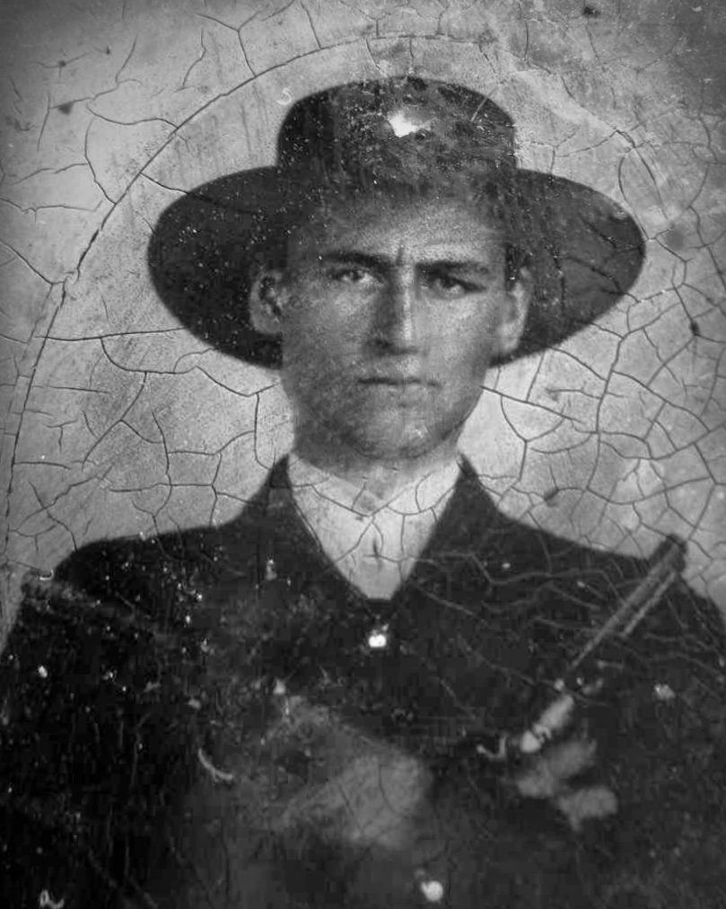 Knights Of The Golden Circle Jesse James