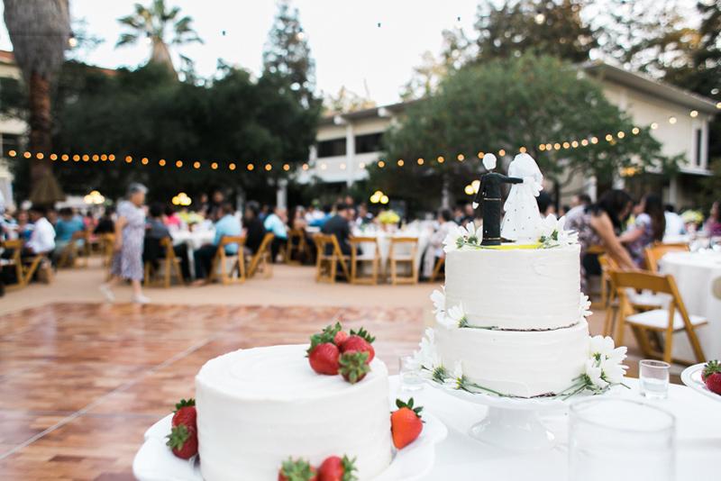 Rancho Santa Ana Botanic Garden Wedding Photography Lynn Michael California Outdoor