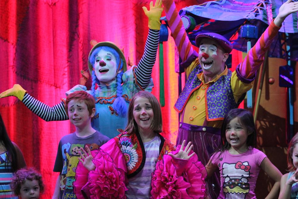 Famous Clowns Barnum And Bailey
