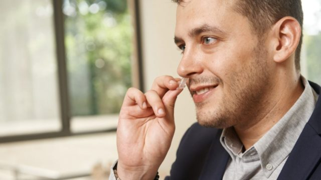 Israeli breakthrough: The contact lenses for the nose that ...