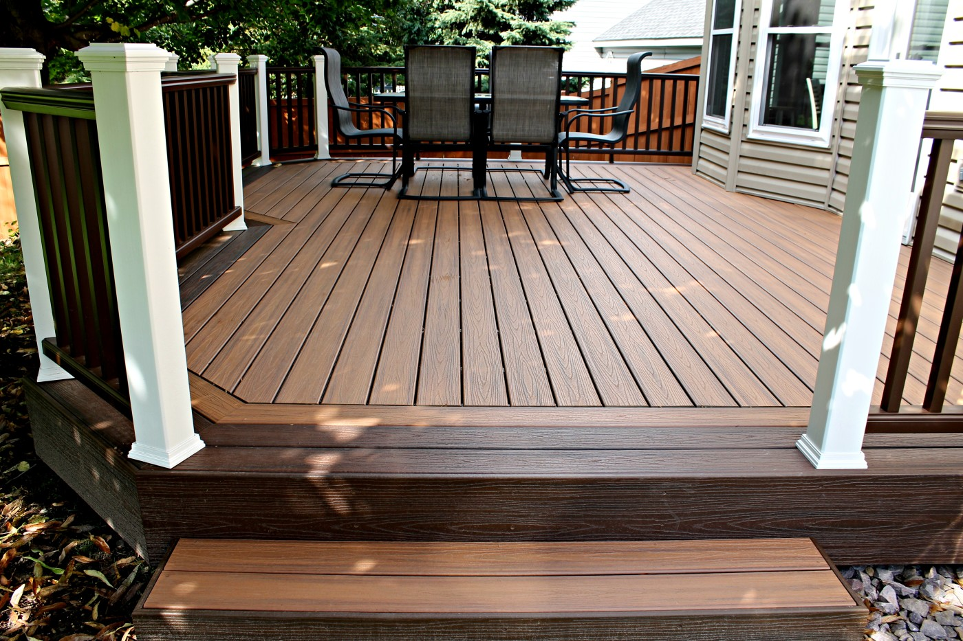 Trex Deck Design Ideas