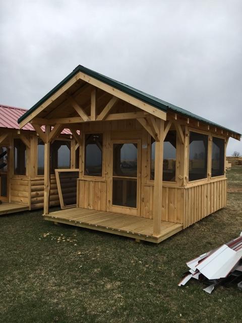 Custom Made Free Standing Screen Porches Amp Gazebos Jg