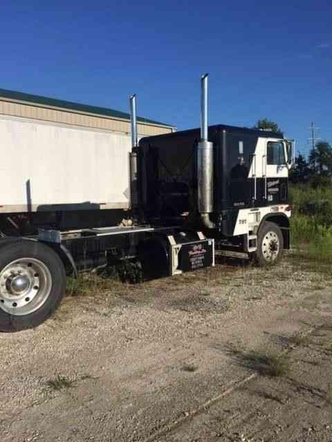 Aluminum Big Wheels Trucks