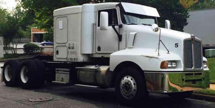 Semi Truck Sleeper Cab Interior