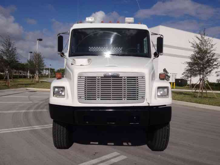 Flatbed Knuckle Boom Trucks