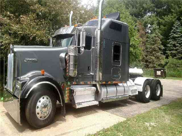 Kenworth W900l Parts