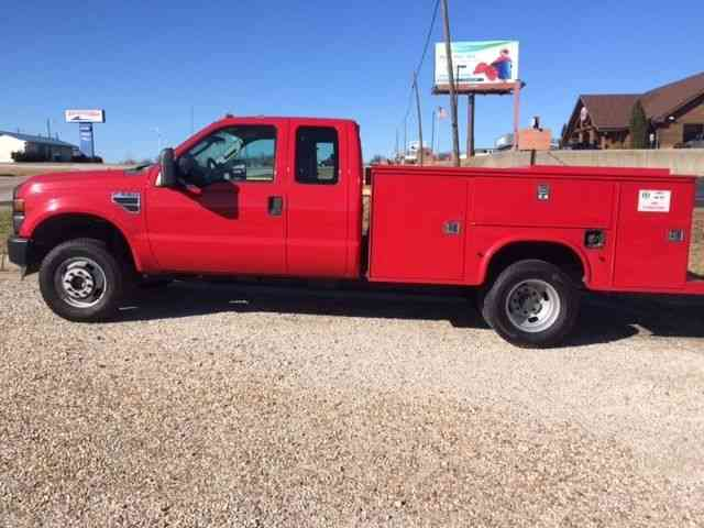 F350 Extended Cab Truck Service Body